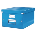 Leitz Click Store Med Storage Box Blue