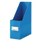 Leitz Click Store Magazine File Blue