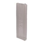 MyCafe Window Baguette Bags Wht Pk1000