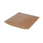 MyCafe Kraft Bags 175x175mm Brown Pk1000