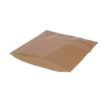 MyCafe Kraft Bags 215x215mm Brown Pk1000