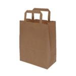 MyCafe Kraft SOS 175x95x215 Brown Pk500