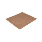 MyCafe Kraft Bag 215x215mm Brown Pk1000