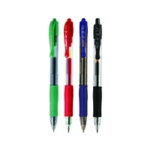 Pilot G207 Gel Ink Pen Asrtd Pk20