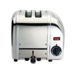 Dualit Vario 2 Slice Toaster SSteel