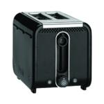 Dualit 2 Slice Studio Toaster Black