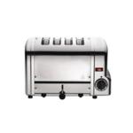 Dualit Vario 4 Slice Toaster SStel