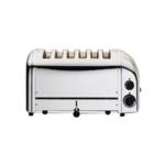 Dualit Vario 6 Slice Toaster SSteel