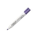 Staedtler Lumo 351 Drywipe Purple 10 Pk