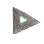Unger Stingray Deep Clean Mfibre Pad Pk5