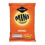 Jacobs Mini Cheddars Original Grab PK30