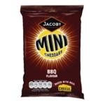 Jacobs Mini Cheddars BBQ Grab PK30