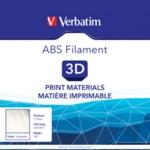 Verbatim ABS 1.75mm 1kg Reel Transparent