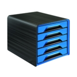 CEP Smoove 5 Drawer Module Black/Blue