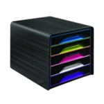 CEP Smoove 5 Drawer Module Black/Asstd