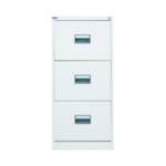 FR Talos 3 Drawer Filing Cabinet White