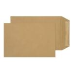190 x 127mm 115gsm Manilla Gummed Envelopes