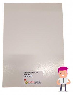 Graphic Copier Transparencies A3(420) Pk/50