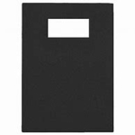Rexel Binding Covers Black ,Window 46705