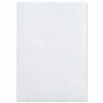 Leathergrain Binding covers A4 White Plain