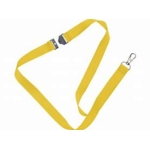 Breakaway Lanyards Yellow