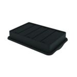 Strata Mega Crate Trunk Lid Black