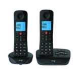BT Essential DECT TAM Phone Twin