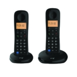BT Everyday DECT Phone Twin