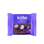 Kallo Milk Chocolate Rice Cake Thin PK21