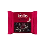 Kallo Dark Chocolate Rice Cake Thin PK21