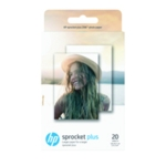 HP Sprocket + Photo Ppr 5.8 x 8.7cm Pk20
