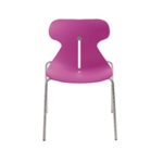 FF Arista Break Out Chair Fuschia
