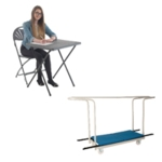 FF JEMINI PP EXAM DSK BLUE + TROLLEY PRO
