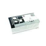 Katrin Napkin 2Ply 33x33cm White Pk1500
