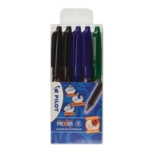 Pilot FriXion Rollerball Pen Blue Pk5