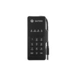 SafeXS Firebolt Ptbl SSD Keypad Enc 60GB