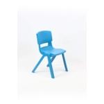Postura Plus Posture Chair 430mm H Aque Blue
