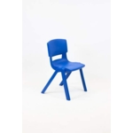 Postura Plus Posture Chair 430mm H Ink Blue