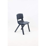 Postura Plus Posture Chair 430mm H Slate Grey