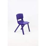 Postura Plus Posture Chair 430mm H Sugar Plum