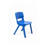Postura Plus Posture Chair 460mm H Ink Blue