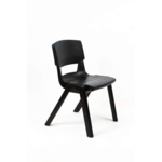 Postura Plus Posture Chair 460mm H Jet Black