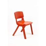 Postura Plus Posture Chair 460mm H Poppy Red