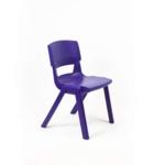 Postura Plus Posture Chair 460mm H Sugar Plum