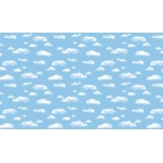 Fadeless Designs - Clouds