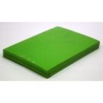 A4 Card 340 Micron Green