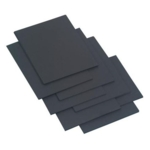 Recycled Black Card A3 340 Micron
