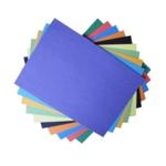 Intensive Colourcard A4 230Mic 10 Colours