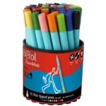 Berol Colourfine Pen Tub 42 Asst Cft
