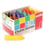 Scola Chubbi Stumps Assorted As40
